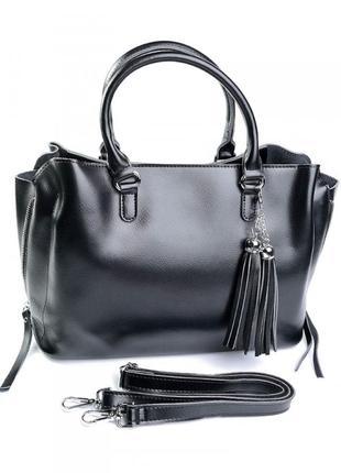 Женская кожаная сумка сумочка