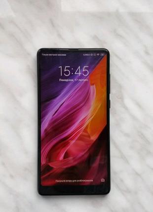 Xiaomi MIX 2 3G 4G 6/64 GB Міжнародна прошивка Б/У
