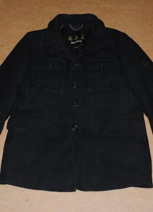 Barbour фирменное пальто