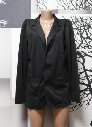 Трикотажный пиджак allegra k в идеальном состоянии l