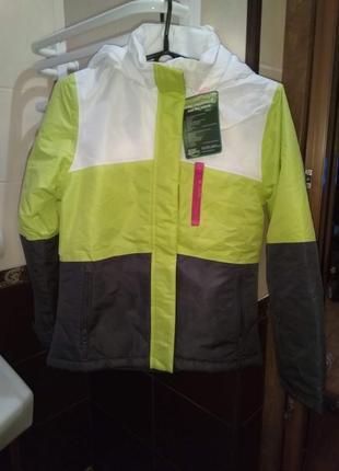 Лыжная термо куртка немецкая crane мембрана рост 146-152
