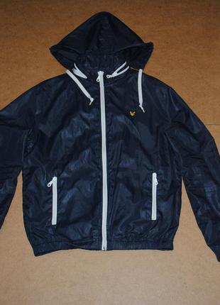 Lyle & scott куртка ветровка