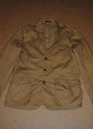 Gap куртка пиджак мужская