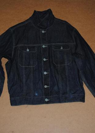 Max active мужская джинсовая куртка, джинсовка