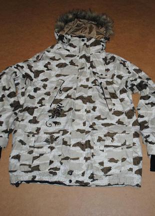 Teisumi горнолыжная, сноубордическая куртка