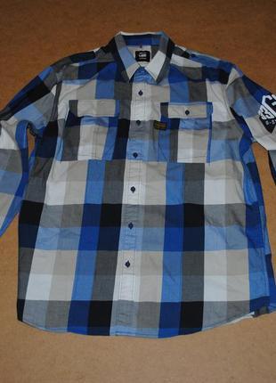G-star raw фирменная куртка г-стар в форме рубашки