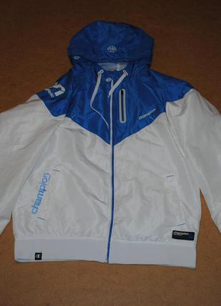 Champion куртка ветровка чемпион