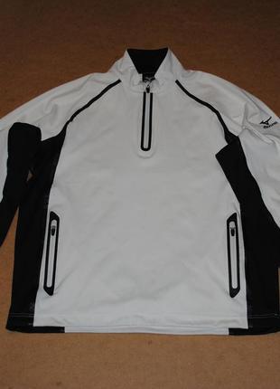 Mizuno термо куртка софтшелл