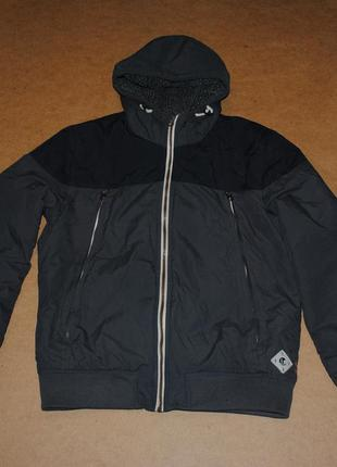 Soul cal теплая куртка зима внутри мех