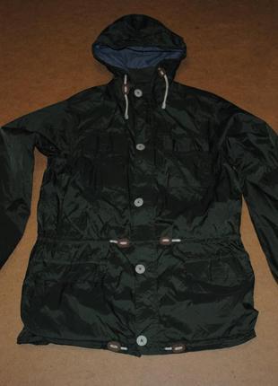 Brave soul куртка парка молодежная