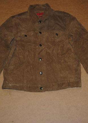 Hugo boss куртка джинсовка вельвет хуго босс