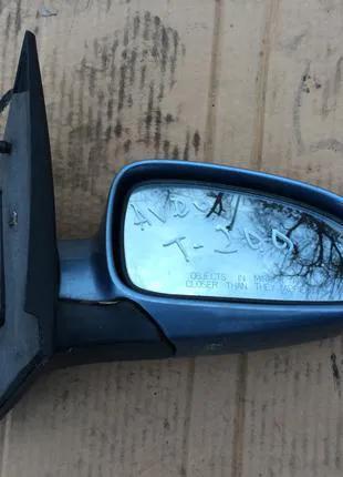 Шевроле Авео Т-200 - зеркало наружное правое