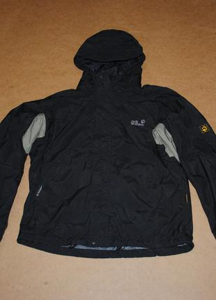 Jack wolfskin джек куртка штормовка