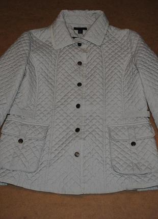 Tommy hilfiger женская стеганая куртка томми th
