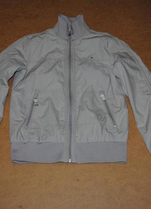 Tommy hilfiger бомбер куртка женская th