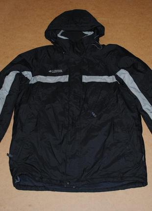 Columbia теплая куртка коламбия зима