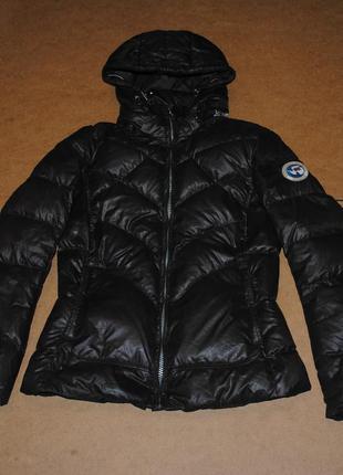 Napapijri теплая куртка пуховик напапири женская