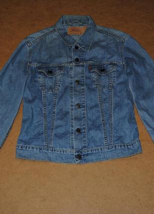 Levis куртка джинсовая джинсовка левайс левис женская woman