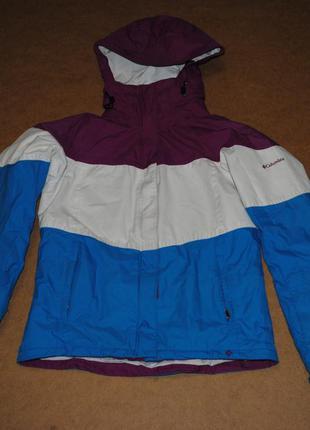 Columbia женская лыжная куртка коламбия
