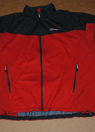 Berghaus куртка софтшелл