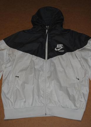 Nike sportwear найк куртка виндраннер мужская