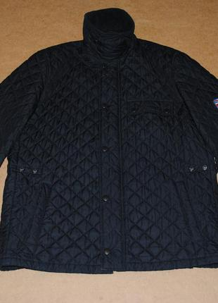 Barbour стеганая куртка барбур