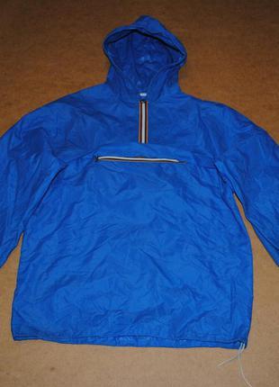 K-way куртка ветровка дождевик мужская