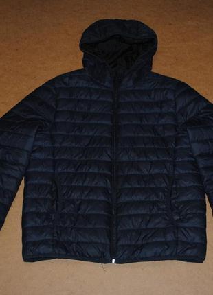 Workout пуховик куртка мужская зима