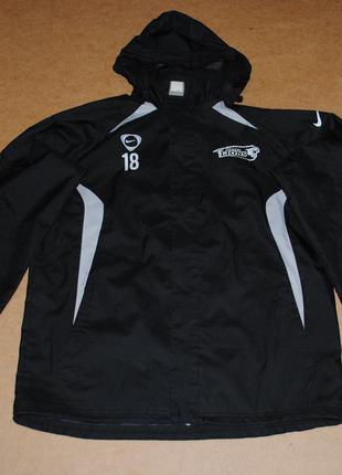 Nike фирменная мужская куртка найк