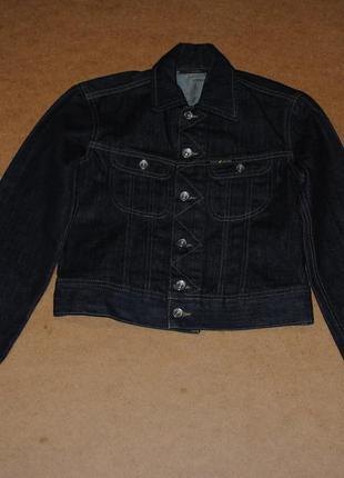 Dkny donna karan джинсовая куртка джинсовка женская