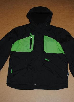 Crane теплая лыжная куртка зима