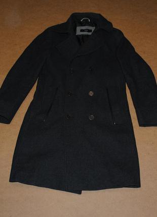 Hugo boss мужское пальто куртка босс