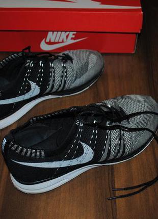 Nike air flyknit racer кроссовки найк