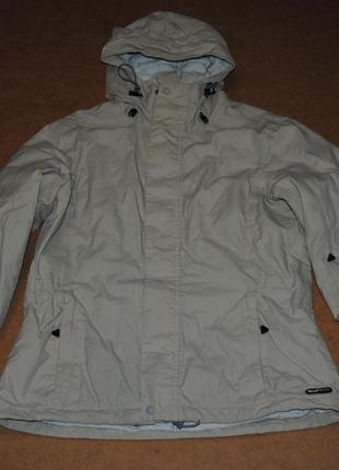 H2o теплая горнолыжная женская куртка