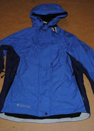 Columbia omni tech titanium jacket женская горнолыжная куртка ...