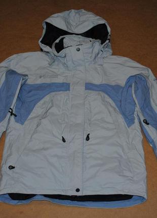 Columbia omni tech titanium лыжная куртка женская сноубордическая