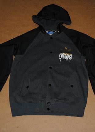 Adidas originals мужская куртка бомбер адидас