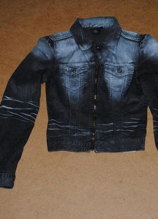 Diesel куртка джинсовка дизель женская