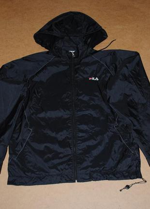 Fila мужская куртка ветровка фила