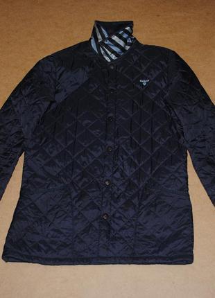 Barbour стеганая мужская куртка барбур редкая серия