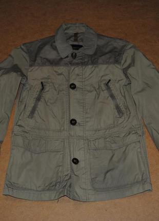Massimo dutti мужская классическая куртка массимо дутти