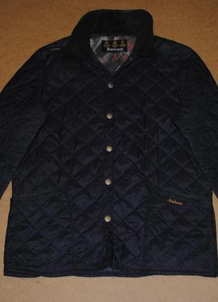 Barbour стеганая мужская куртка барбур на мужчину