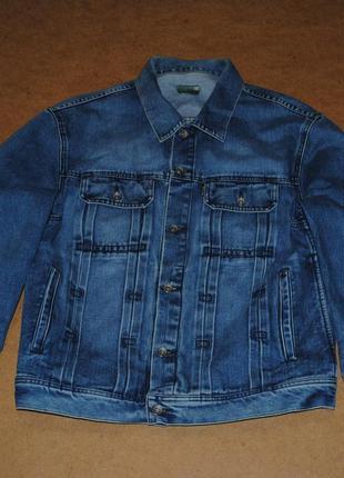 Paul smith джинсовка мужская джинсовая куртка пол смит