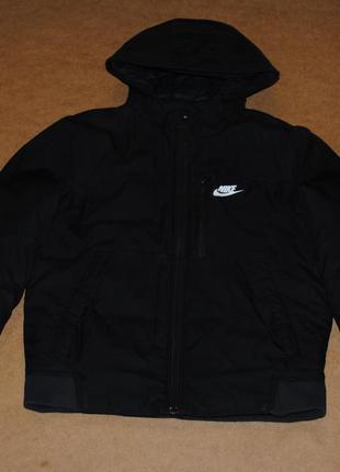 Nike sportwear подростковая куртка найк на мальчика