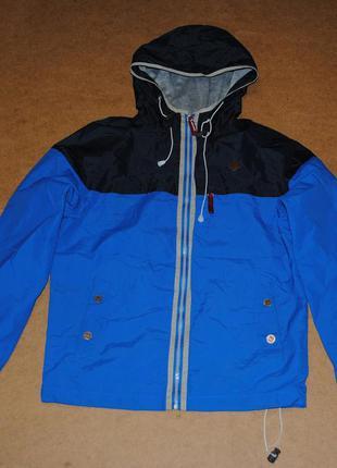 Smoth & jones куртка ветровка мужская