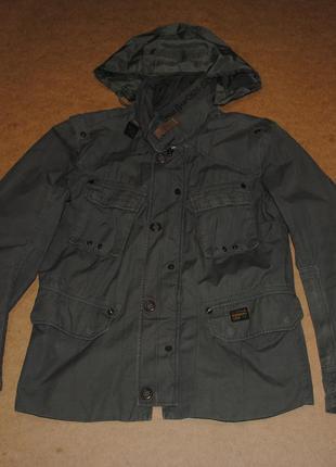 G-star raw фирменная куртка г-стар рав мужская
