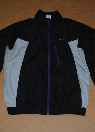 Nike мужская фирменная куртка ветровка найк оригинал