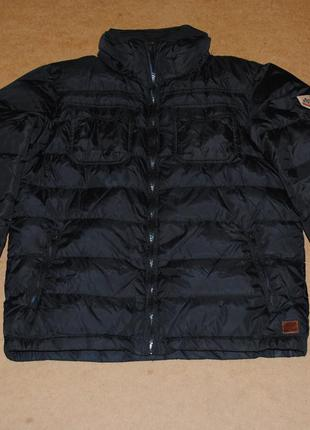 Scotch & soda мужской пуховик куртка зима