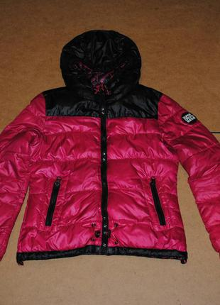 Superdry japan женская куртка пуховик