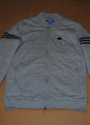 Adidas originals bomber мужской адидас кофта бомбер